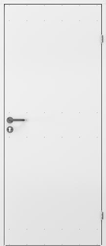 Technické dveře Univerzální dveře do tech. místností model Plné