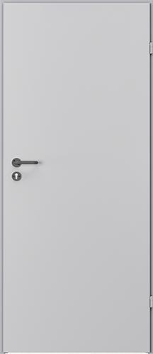Technické dveře Metal BASIC - Komplet model Plné