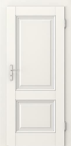 Interiérové dveře Villadora RETRO model Vzor Capital 0
