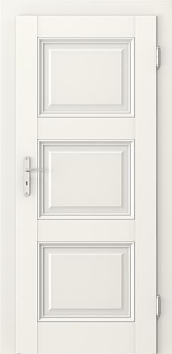 Interiérové dveře Villadora RETRO model Vzor Delarte 0