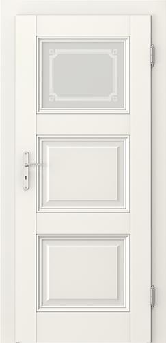 Interiérové dveře Villadora RETRO model Vzor Delarte 1