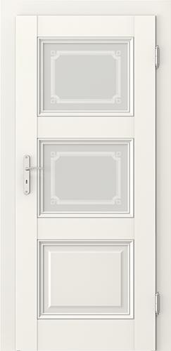 Interiérové dveře Villadora RETRO model Vzor Delarte 2