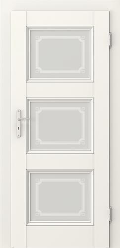 Interiérové dveře Villadora RETRO model Vzor Delarte 3