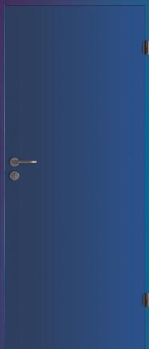 Technické dveře AQUA model Plné