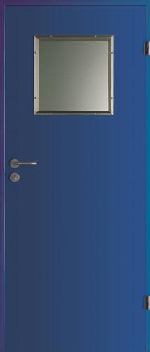Technické dveře AQUA model Vzor 2