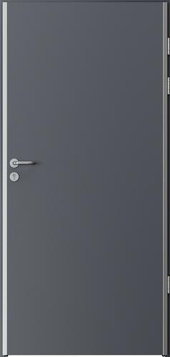 Technické dveře ENDURO model Plné