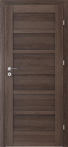 Interiérové dveře Verte HOME, skupina A model Vzor A0