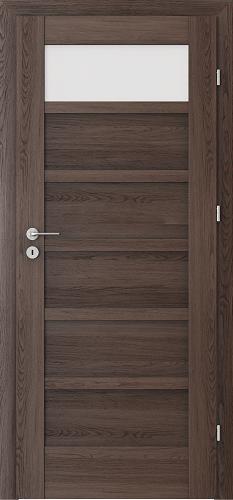Interiérové dveře Verte HOME, skupina A model Vzor A1