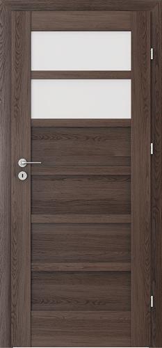 Interiérové dveře Verte HOME, skupina A model Vzor A2