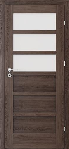 Interiérové dveře Verte HOME, skupina A model Vzor A3