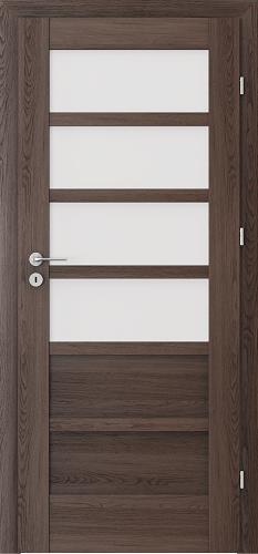 Interiérové dveře Verte HOME, skupina A model Vzor A4