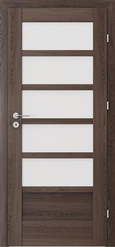 Interiérové dveře Verte HOME, skupina A model Vzor A5