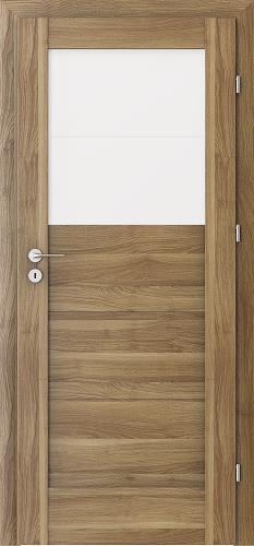 Interiérové dveře Verte HOME, skupina B model Vzor B2