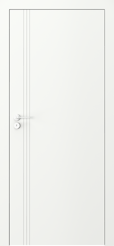 Interiérové dveře Porta VECTOR Premium model VZOR B
