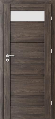 Interiérové dveře Verte HOME, skupina C model Vzor C1
