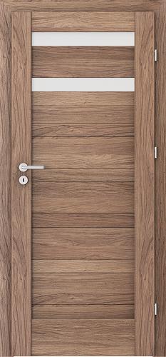 Interiérové dveře Verte HOME, skupina D model Vzor D2