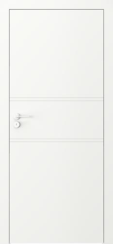 Interiérové dveře Porta VECTOR Premium model VZOR C