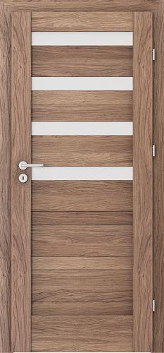 Interiérové dveře Verte HOME, skupina D model Vzor D4
