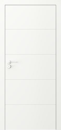 Interiérové dveře Porta VECTOR Premium model Vzor E