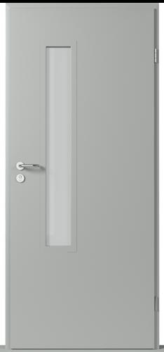 Technické dveře Metal SOLID model Vzor 3