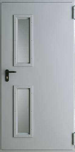 Technické dveře Kovové EI 30 model Vzor 1