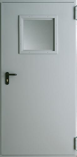 Technické dveře Kovové EI 30 model Vzor 2