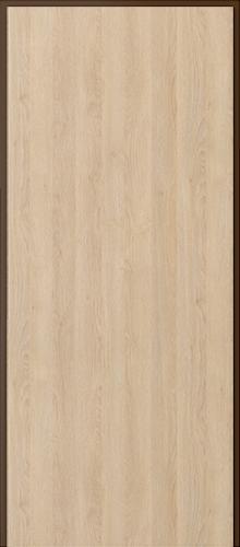Vchodové dveře do bytu OPAL – třída RC 2 model OPAL, plné (svislá struktura)