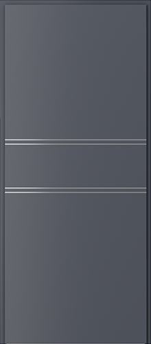 Technické dveře Protipožární dveře EI 30 model Ei 30, intarzie 4