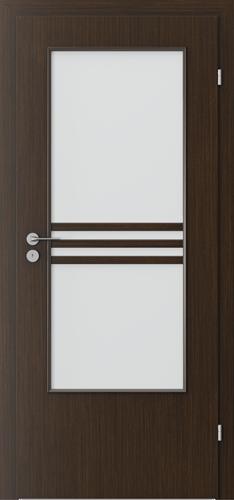 Interiérové dveře Porta STYL model Vzor 3