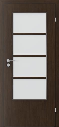 Interiérové dveře Porta STYL model Vzor 4