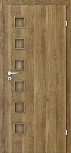 Interiérové dveře Porta FIT model Vzor A.0