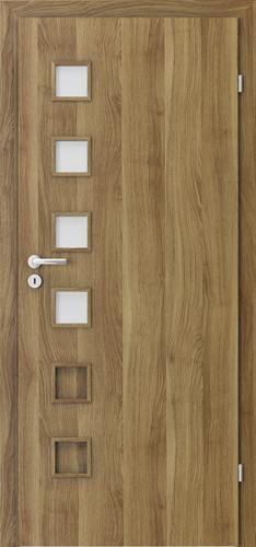 Interiérové dveře Porta FIT model Vzor A.4