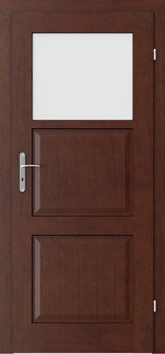 Interiérové dveře CORDOBA model 1/3 sklo