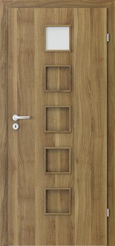 Interiérové dveře Porta FIT model Vzor B.1
