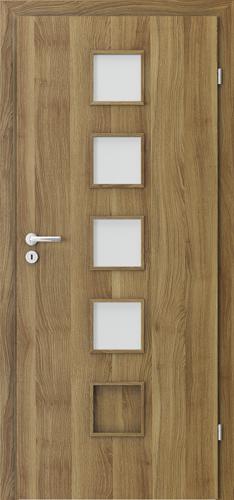 Interiérové dveře Porta FIT model Vzor B.4