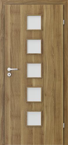 Interiérové dveře Porta FIT model Vzor B.5