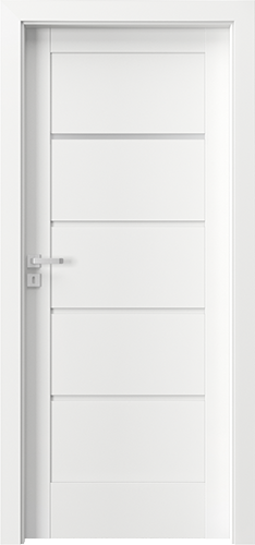Interiérové dveře Verte HOME, skupina G model Vzor G1