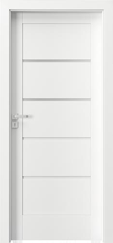 Interiérové dveře Verte HOME, skupina G model Vzor G2