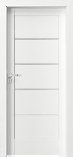 Interiérové dveře Verte HOME, skupina G model Vzor G3