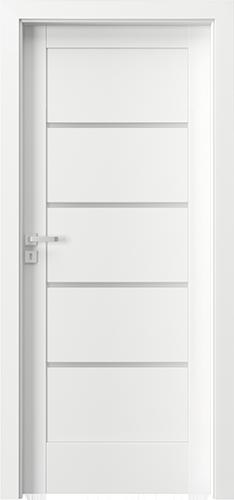 Interiérové dveře Verte HOME, skupina G model Vzor G4
