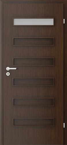 Interiérové dveře Porta FIT model Vzor F.1