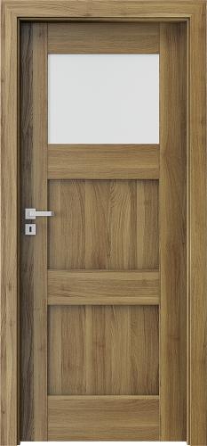Interiérové dveře Verte PREMIUM, skupina B model B.1