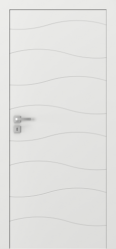 Interiérové dveře Porta VECTOR Premium model Vzor X