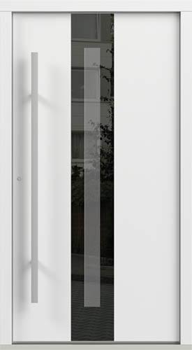 Vchodové dveře do domu Eco POLAR PASSIVE model Vzor C.3