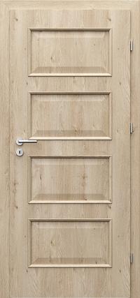 Interiérové dveře Porta NOVA model Vzor 5.1
