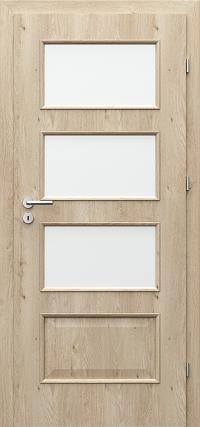 Interiérové dveře Porta NOVA model Vzor 5.4