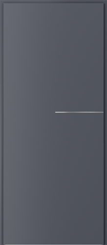 Technické dveře Protipožární dveře EI 30 model Ei 30, intarzie 8