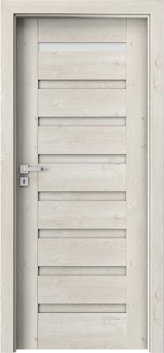 Interiérové dveře Verte PREMIUM, skupina D model D.1