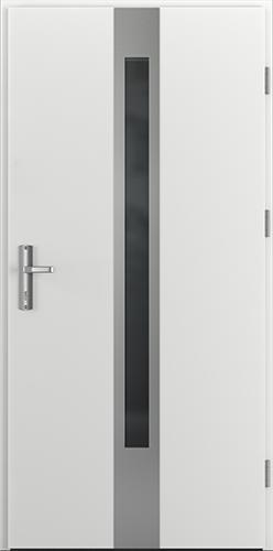 Vchodové dveře do domu Ocelové ENERGY PROTECT model Vzor C1