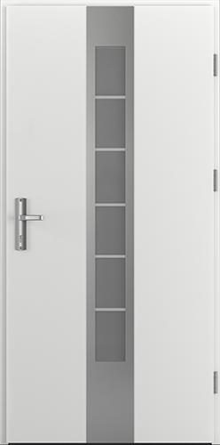 Vchodové dveře do domu Ocelové ENERGY PROTECT model Vzor E1